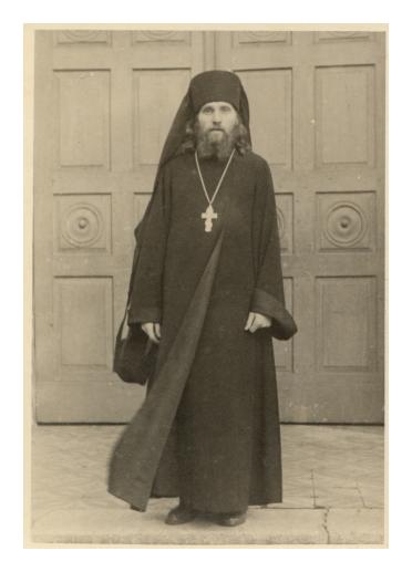 Батюшка Николай - иеромонах
